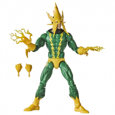 Hasbro Marvel Legends Spider-Man Retro Collection Electro Action Figure